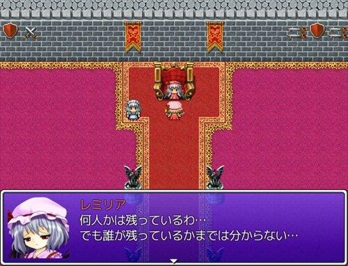 フランドールの大冒険~東方永夢劇~ Game Screen Shot1