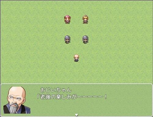 おじいちゃんの写真撮影 Game Screen Shot3