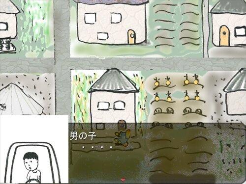 モノぽち Game Screen Shot