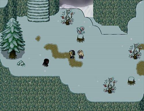 昇霊士クリスと雪に響く歌声 Game Screen Shot4