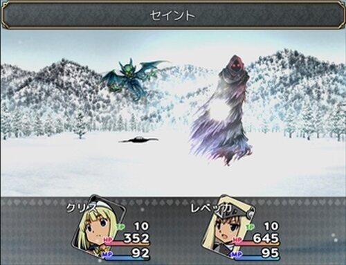 昇霊士クリスと雪に響く歌声 Game Screen Shot5