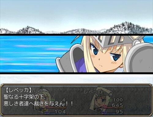 昇霊士クリスと雪に響く歌声 Game Screen Shots