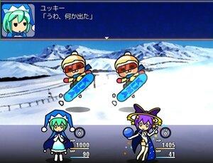 終電を逃した者達 - FINAL TRAIN Ⅶ -(ver2.03) Game Screen Shot