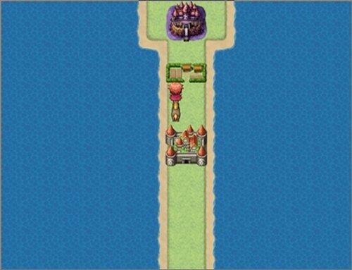 メガミの三匹 Game Screen Shot3
