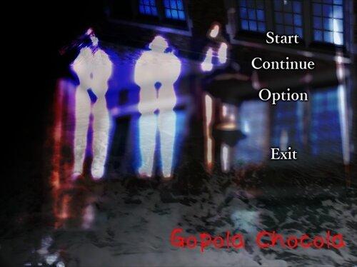 Gopola Chocola Game Screen Shot