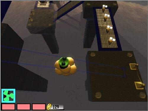 ムームーのアクション力 Game Screen Shot4