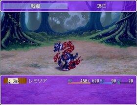 真剣で勇者になりなさい! Game Screen Shot3
