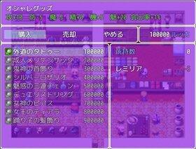 真剣で勇者になりなさい! Game Screen Shot4