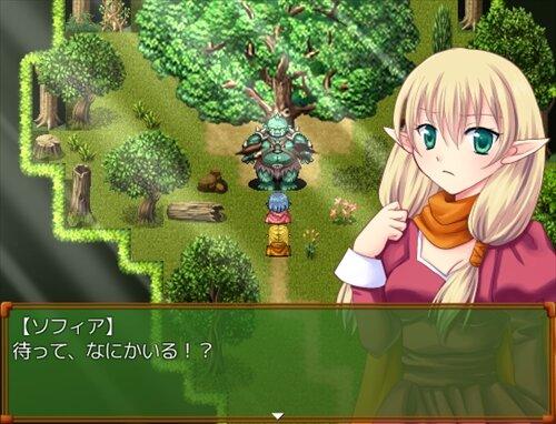 エルフ・アベントゥラ Game Screen Shot1