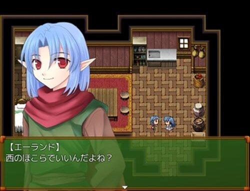 エルフ・アベントゥラ Game Screen Shot3