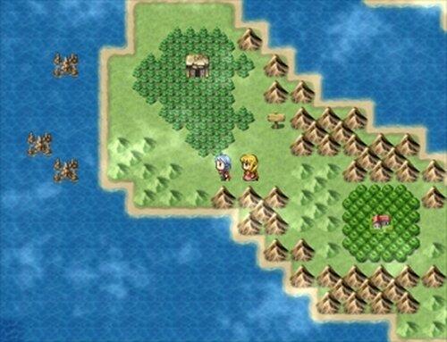 エルフ・アベントゥラ Game Screen Shot4