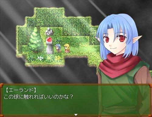 エルフ・アベントゥラ Game Screen Shots