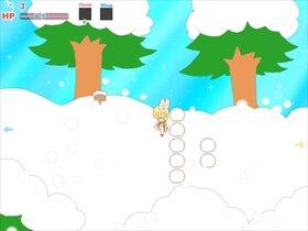 雪うさぎと星の王子さま Game Screen Shot4