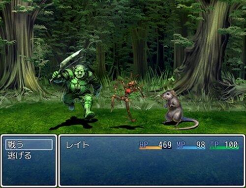 この広い世界で Game Screen Shot4