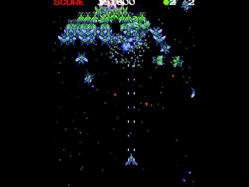 ギャラモス-アレンジメント- Game Screen Shot1