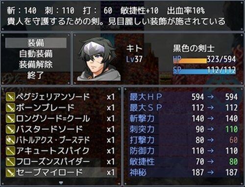 ブラック・リージョン Game Screen Shot4