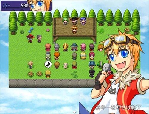 闇色スターナイト Game Screen Shots