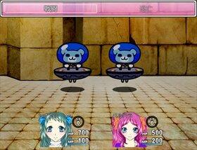 バルバラの爪痕 Game Screen Shot4