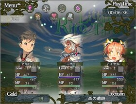 Rito Little Tales Game Screen Shot2