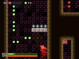 Elemental Warrior Game Screen Shot2