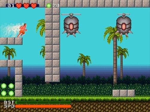 Elemental Warrior Game Screen Shot3