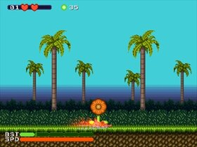 Elemental Warrior Game Screen Shot4