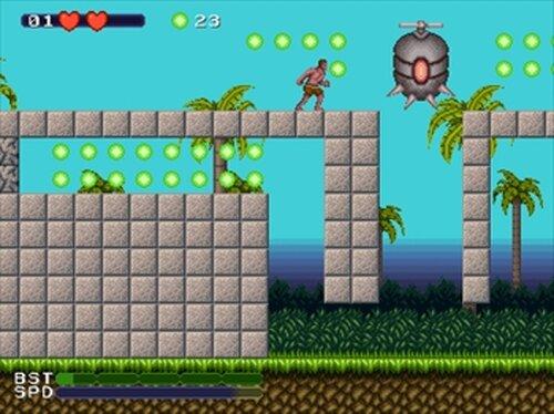 Elemental Warrior Game Screen Shots