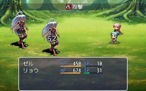 レッド・バスター Game Screen Shot1