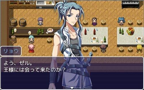 レッド・バスター Game Screen Shot4