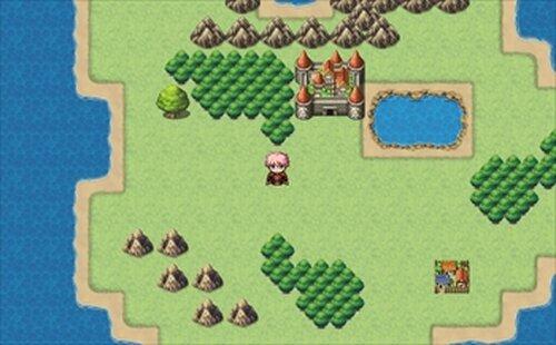 レッド・バスター Game Screen Shot5
