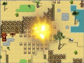 雪のお稲荷さん Game Screen Shot2