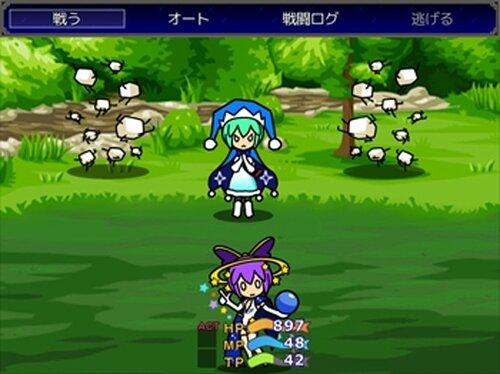 雪のお稲荷さん Game Screen Shot5