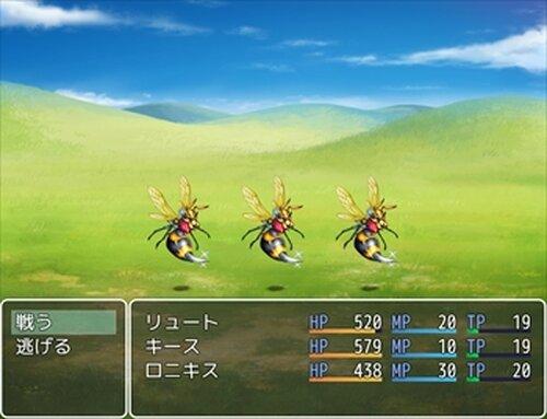 MoonLight Symphony 第一部 Game Screen Shot3