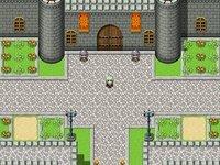 MoonLight Symphony 第一部のゲーム画面