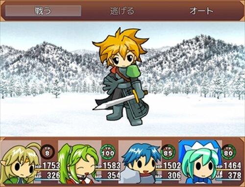 メイディン家とシクルの町 Game Screen Shot5