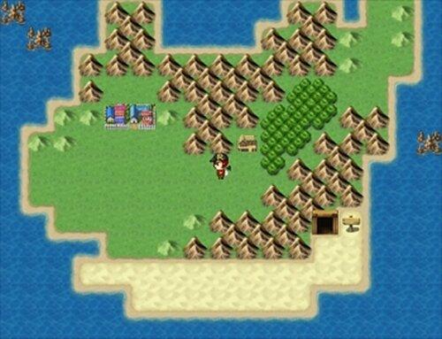 伝説のチョコレートを求めて Game Screen Shot2