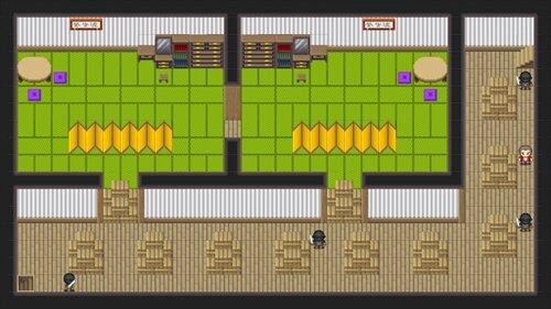 サスケ、忍者やめるってよ Game Screen Shot1
