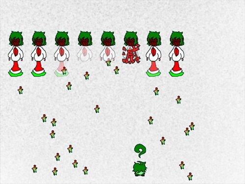 ミコのクリスマスけいかく3 Game Screen Shot