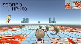 箱庭ゾンビとユニティちゃん Game Screen Shot5