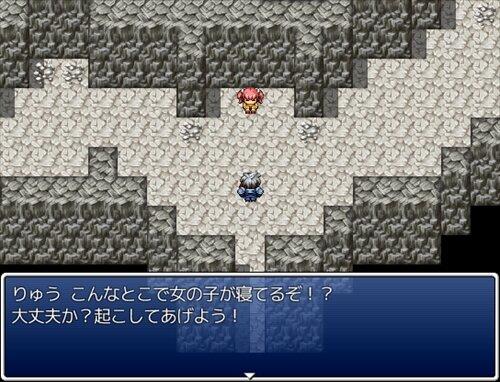 ヨンジュレイヴ・グレイシス Game Screen Shot1