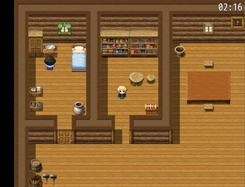 さそわれ少女 Game Screen Shot2