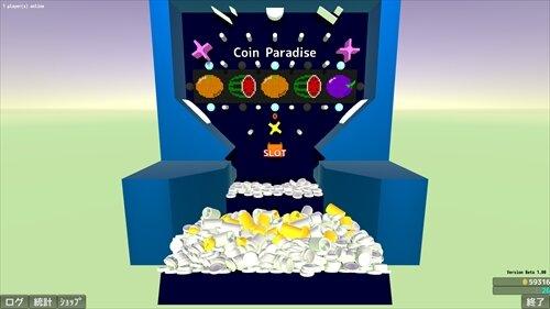 Coin Paradise Game Screen Shot
