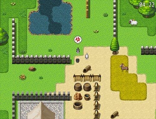 どうぶつ合戦 Game Screen Shots