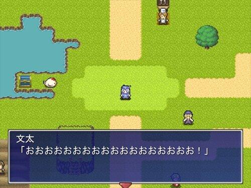 きのこ組vsたけのこ組 Game Screen Shot1