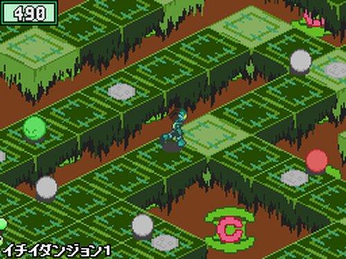 モックバトル(ExfloraWorld) Game Screen Shot5