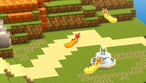 エビフライの島 Game Screen Shot5
