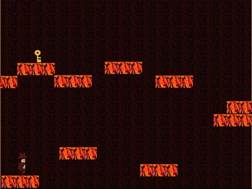 バルゴム洞窟 Game Screen Shot1