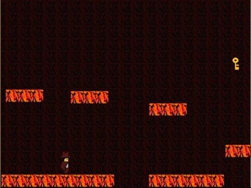 バルゴム洞窟 Game Screen Shot4