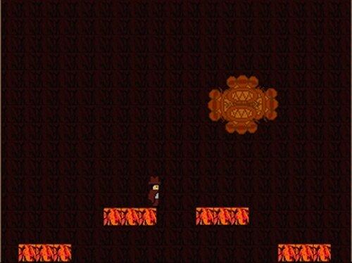 バルゴム洞窟 Game Screen Shots