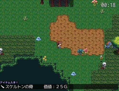 マジーとエビフライ Game Screen Shots